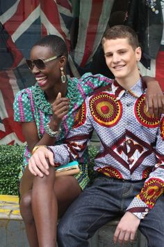 via @Africa Fashion Guide