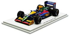 【Spark】1/43 Lola LC89 No.29 Portuguese GP 1989 Michele Alboreto スパーク http://www.amazon.co.jp/dp/B014SVGTCY/ref=cm_sw_r_pi_dp_IOO.vb034T240