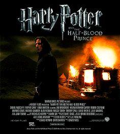 Harry Potter and the Half-Blood Prince / Harry Potter und der Halbblutprinz - Gif Harry Potter Movie Posters, Phoenix Harry Potter, David Yates, Alan Rickman Severus Snape, Prisoner Of Azkaban, Dont Call Me, Half Blood, Mischief Managed, Prince Harry