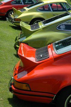 Classic #Porsche 911 mix #coolcars QuirkyRides.com
