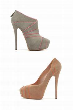 Davanti a queste #scarpe il dubbio è: che colore scegliere??