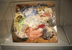 Pablo Picasso's palette, c Galerie Krugier Cie (Geneva) Pablo Picasso Artwork, Pallet Painting, Art For Art Sake, Painting Process, Famous Artists, Artist Art, Painting Inspiration, Art Inspo, Art Studios