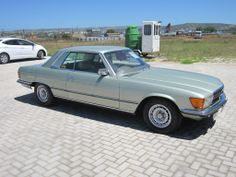 Mercedes Benz 1978 SLC 450 was produced in 1973-1980. Contact us for more info: 044 697 7583  #mercedesbenz #vintagecars #SLC
