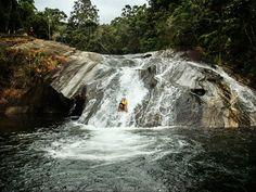 Cachoeira Visconde de Mauá - RJ