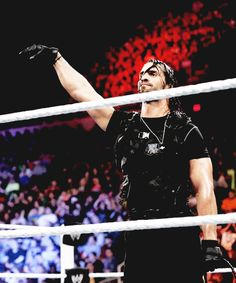 "Seth Rollins #Suite #Cute #Sweet he looks like hes thinking ""bitch im fabulous."" Xd"