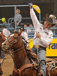 Trevor Brazile -All Around World Champion Cowboy #rodeo