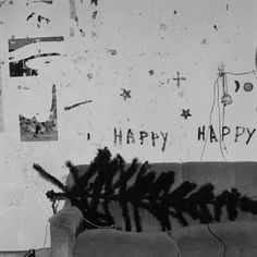 Happy Christmas to all my Pinterest Friends!  photo by Roger Ballen, Boarding House series, 2000