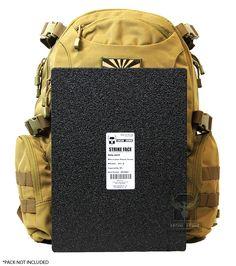 AR500 Level III Armor - BackPack Armor