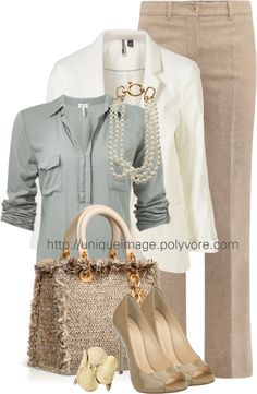 """""""Maxmara Pants"""" by uniqueimage ❤ liked on Polyvore"""
