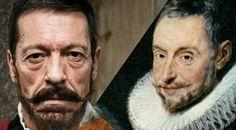 Ambrosio Spínola en la ficción y la realidad  (El Ministerio del Tiempo)