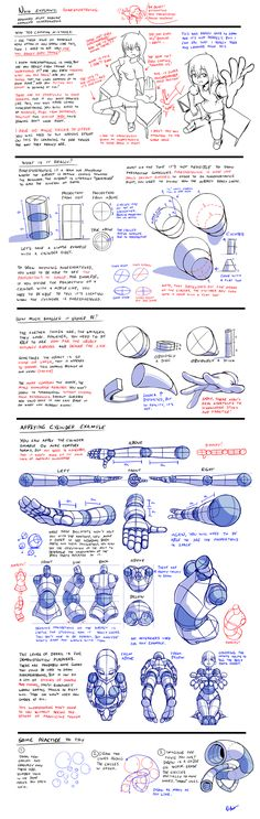 Nsio explains: Foreshortening by Nsio.deviantart.com on @deviantART