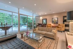 A three bedroom cluster includes a spacious master suite flowing seamlessly to the grounds.