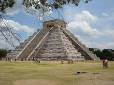 The Mysterious Mayan pyramids New Seven Wonders, Wonders Of The World, Step Pyramid, Amazing Places On Earth, Puerto Morelos, Bob, Quintana Roo, Exotic Places, Archaeological Site