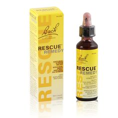 Bach Rescue Remedy - one of my major purse staples. I keep it on hand since it helps with stress and anxiety.