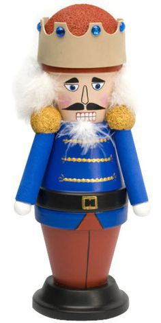 DecoArt® Crowned Nutcracker