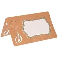 table place card by Silhouette Design ID #105487 Published: 11/28/2015 Regular cut