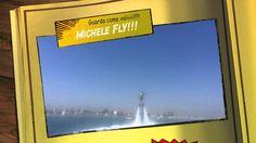 Michele sessini fly board marina piccola 27 luglio 2014