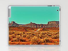 Long Road West Laptop & iPad Skin by Melanie Ann - $25.00