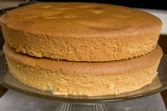 Beyond the Basics: The Science of Sponge Cake | Mommie Cooks!