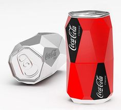 Nice redesign of the famous can