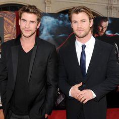Liam & Chris Hemsworth