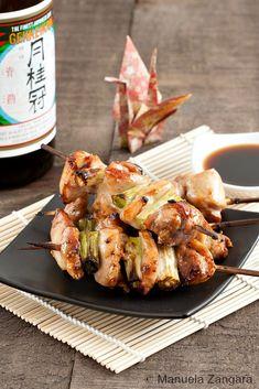 Chicken Yakitori   Manu's Menu