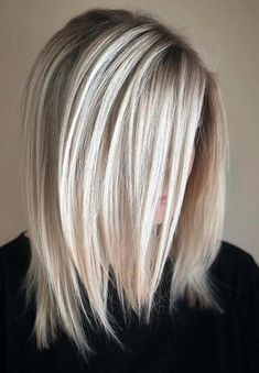 Most of the women always wonders how to search the best blonde hair colors to choose for their tresses. So we've decided here to choose the awesome ideas of bright blonde hair colors 2018 for various hair lengths to wear nowadays. These are elegant and awesome highlights for every female.