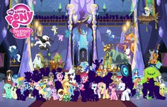 Equestria Daily: New Season 5 Poster Pops Up With Hidden Characters and Secrets