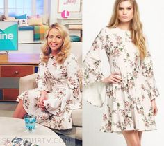 Lorraine: May 2016 Lydia's Floral Print Dress