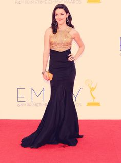Shannon Woodward (Raising Hope) en los #Emmys