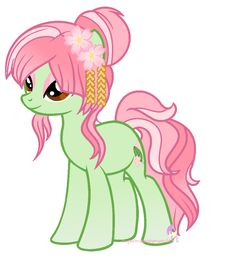 Mint Flower is a very sweet and quiet pony that loves to observe. She is friends with Bow Lights and they are almost always found together. She also does what Bow Lights does, and often they are mistaken as sisters. My Little Pony Party, Mlp My Little Pony, My Little Pony Friendship, Filly, Crystal Ponies, My Little Pony Drawing, Mlp Characters, My Little Pony Pictures, Fairytale Fantasies