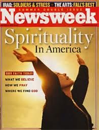Lets talk about spirituality in America ...and Hungary ...and, and, and ...