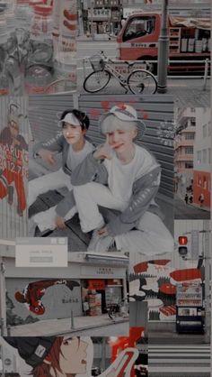 Ideas for bts wallpaper aesthetic sope Namjoon, Hoseok Bts, Yoongi, Bts Jimin, We Heart It Wallpaper, Bts Wallpaper, Bts Lockscreen, K Pop, Happy Playlist