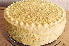 Alte schlesische Pudding - Buttercreme - Torte 2