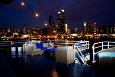 Duchess Floating Rooftop Lounge