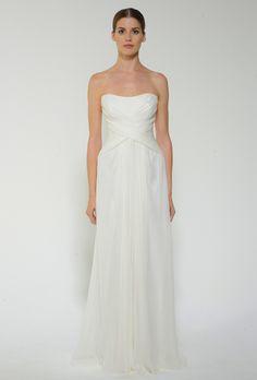 9bbfff2339ff Bliss by Monique Lhuillier Wedding Dresses Photos, Dream Wedding Dresses, Wedding  Dress Styles,