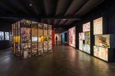 Tourism Museum by Frederic Perers, Calella – Catalonia » Retail Design Blog