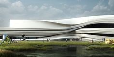 Yellow River Art Centre, Yinchuan Art museum | Find it on ArtPrivée: http://www.artprivee.org/private-museums-and-foundations/asia/china/yinchuan/yinchuan-art-museum/?utm_source=pinterest_medium=artchitecture_campaign=yinchuan