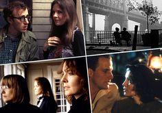 The best cinematography of Woody Allen