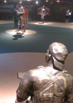Negro Leagues Baseball Museum, Kansas City, MO - if you love baseball, you have to go here.