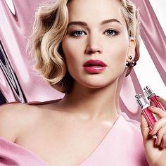ジェニファー・ローレンスのディオール新広告ビジュアルが解禁。