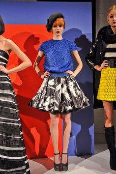 Alice + Olivia by Stacey Bendet Fall 2012