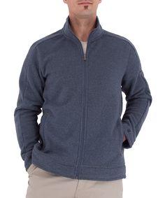 Love this Slate Ashland Zip-Up Jacket - Men by Royal Robbins on #zulily! #zulilyfinds