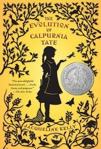 A really great Children's Book especially for girls over 12 who want to follow their own dream- Evolution of Calpurnia Tate, review on litkidz.com