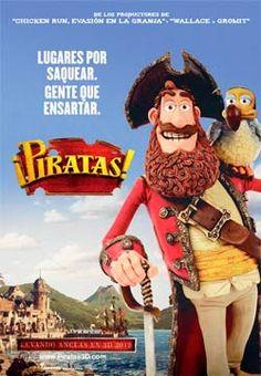 Participar en el nuevo sorteo de Entradas para ver el estreno de PIRATAS en los Cines Vialia de Pontevedra.