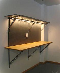 Gorgeous 60 Clever Garage Organizations Ideas https://lovelyving.com/2017/11/29/60-clever-garage-organizations-ideas/