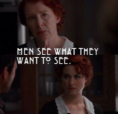 Series Quotes, Tv Series, Ahs, Moira O Hara, American Horror Story Quotes, Frances Conroy, Tate And Violet, Anthology Series, Horror Show