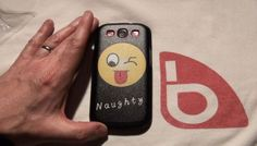 Cover Smile Samsung Galaxy S3