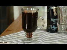 Dark And Irish Guinness Cocktail | An Appealing Plan