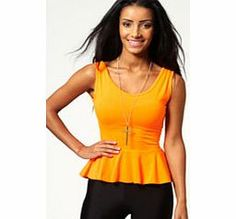 boohoo Vicky Neon Jersey Peplum Top - orange azz53516 Choose printed tees for casual day tops, and remember that any print goes! Look out for cool details like crosses, hearts or studs for extra style points. Contrast collars are a fab way to make a stat http://www.comparestoreprices.co.uk/womens-clothes/boohoo-vicky-neon-jersey-peplum-top--orange-azz53516.asp